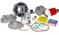 Engine Parts Scarabeo 50 2T 00-06 (Minarelli engine) [ZD4PFA/ PFB/ PFC/ PFD/ PFF0/ PFF1/ PFF2/ PFG/ TH0/ THA]