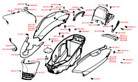 OEM Spare Parts Area 51 98-02 ZD4MY