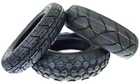 Rims & Tires BT50QT-9 Ecobike