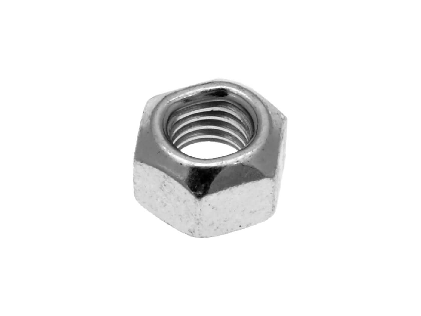 Hex nuts zinc plated galvanized or stainless steel