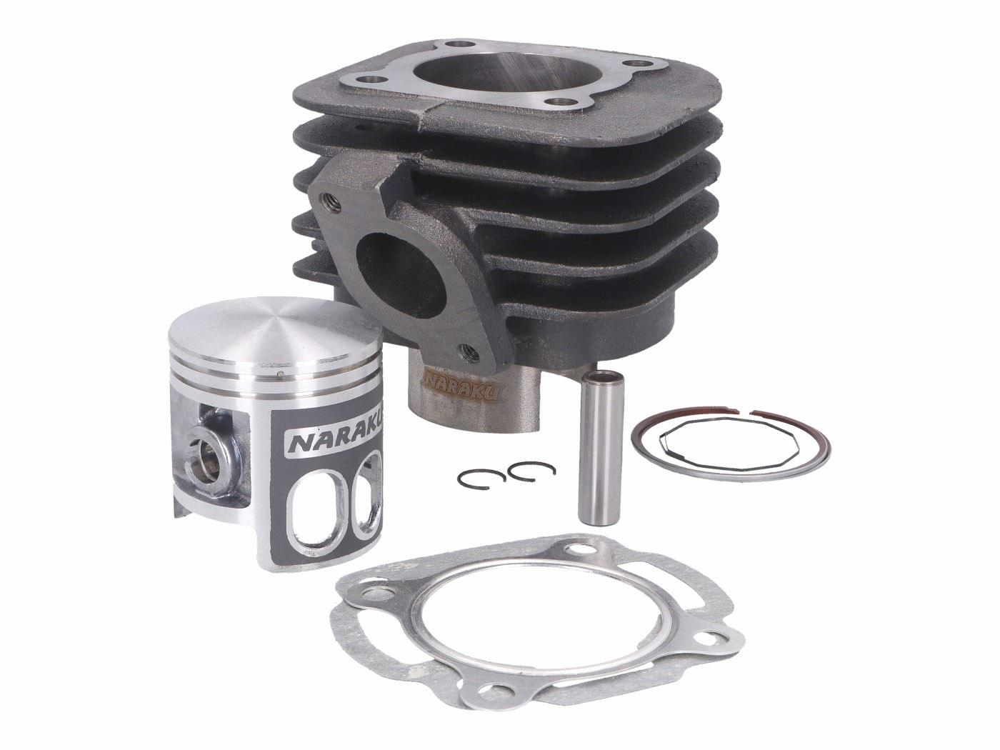 Cylinder kit Airsal sport for 70cc for Minarelli horiz. AC