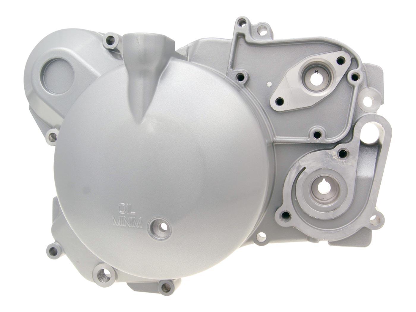 engine - crankcase D50B0 E-start for Aprilia 11-, Derbi 09