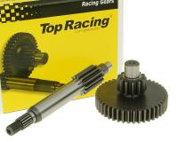 primary transmission gear up kit Top Racing +21% 13/43 for 13 tooth countershaft