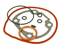 cylinder gasket set Airsal sport 49.5cc 39mm for Kymco horizontal LC