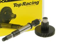 primary transmission gear up kit Top Racing +22% 15/33 for Peugeot vertical