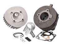 cylinder kit Polini cast iron sport 50cc 38.4mm for Ape 50, Vespa PK 50, Special 50, XL 50