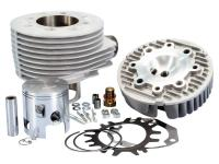 cylinder kit Polini aluminum racing 187cc 63mm 125-150cc for Vespa PX, TS, Sprint & LML Star