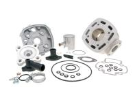 cylinder kit Polini aluminum racing Evolution 50cc 40.2mm for Piaggio LC