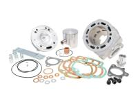 cylinder kit Polini aluminum racing Big Evolution 84cc 52mm for Piaggio LC