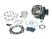 cylinder kit Polini cast iron sport 70cc for Aprilia, Suzuki LC