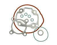 cylinder gasket set Top Performances Due Plus 70cc for Minarelli LC