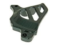 front sprocket cover carbon look for Minarelli AM6