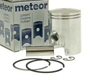 piston kit Meteor 40.25mm replacement for Minarelli AM, Generic, KSR-Moto, Keeway, Motobi, Ride, 1E40MA, 1E40MB