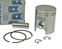 piston kit Meteor replacement for original cylinder for Aprilia Di-Tech 50cc