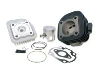 cylinder kit Polini cast iron sport 70cc for Minarelli horizontal AC