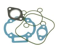 cylinder gasket set 50cc for Derbi engine LC