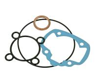 cylinder gasket set 50cc for Peugeot vertical LC