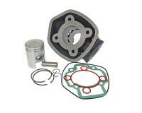cylinder kit 50cc for Piaggio LC pentagonal