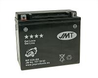 battery JMT Gel Line JMTX20-BS for without assignment