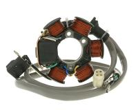 alternator stator for Piaggio, Gilera (-98)