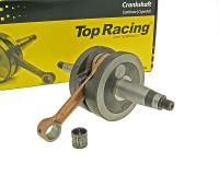 crankshaft Top Racing high quality for Derbi Senda GPR, Aprilia RS RX SX, Gilera RCR, SMT (D50B0)