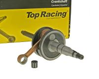 crankshaft Top Racing high quality for 10mm piston pin for Minarelli