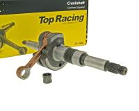 crankshaft Top Racing high quality for Aprilia Habana