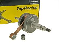 crankshaft Top Racing high quality for Derbi gear shift engines till 2005