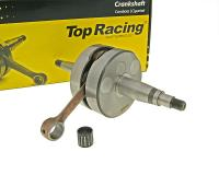 crankshaft Top Racing full circle high quality for Derbi gear shift engines till 2005
