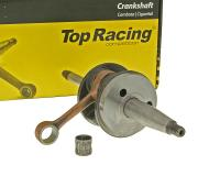 crankshaft Top Racing high quality for Peugeot horizontal woodruff key