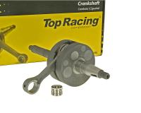 crankshaft Top Racing Evolution NG Next Generation for Piaggio