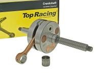 crankshaft Top Racing 52mm high quality for Piaggio Maxi 2-stroke