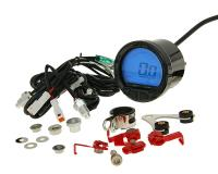 rev counter Koso D55 DL-02R max 20000 rpm (counter clockwise), 250°C