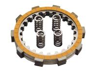 clutch disk set Polini HF for Minarelli AM, Generic, KSR-Moto, Keeway, Motobi, Ride, 1E40MA, 1E40MB