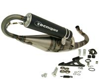 exhaust system Tecnigas TRIOPS for Piaggio 50cc 2-stroke