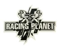 sticker Racing Planet black