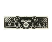 sticker Racing Planet 100x30mm black