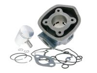cylinder kit RMS Blue Line 50cc for Piaggio LC pentagonal