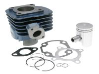 cylinder kit RMS Blue Line 50cc for CPI, Keeway Euro 2 straight, 12mm