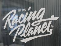 sticker Racing Planet 440x250mm white