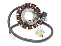 alternator stator 12-pole for Minarelli AM6 Power Up (Moric)