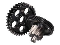 secondary transmission gear up kit TDR Racing 12/33 for Yamaha Aerox, N-Max, NVX 155