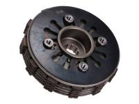 clutch set complete 12-piece w/ reinforced plate spring 1.6mm for Simson S51, S53, S70, S83, SR50, SR80, KR51/2, M531, M541, M741