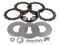 clutch disc set 18-piece for Simson S51, S53, S70, S83, SR50, SR80, KR51/2, M531, M541, M741
