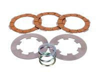 clutch disc set CIF for Vespa Primavera 50-100, Vespa ET3, PK, PK-XL 50, 125, APE 50