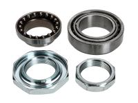 steering head bearing set complete for Kymco Agility, People, Sym Fiddle, Jet 50, Peugeot Tweet