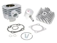 cylinder kit Airsal T6-Racing 69.5cc 47.6mm for CPI, Keeway Euro 2 straight (2004-)