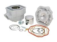 cylinder kit Airsal racing 76.6cc 50mm for Piaggio / Derbi engine D50B0