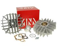cylinder kit Airsal racing 72cc 46mm for Puch Monza 4-speed, White Speed