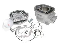 cylinder kit Airsal sport 70.5cc 48mm, 39mm cast iron for Minarelli AM